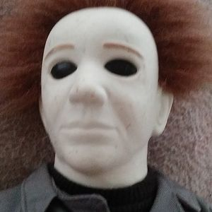 Michael Myers doll